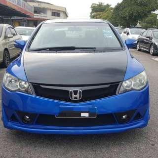 HONDA CIVIC 2.0 '2007