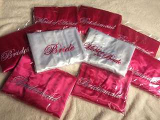 Personalized Bridal Robe
