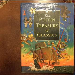 The Puffin Treasury of Classics Hardback