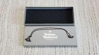 Vivienne Westwood 頸鏈連盒,正品