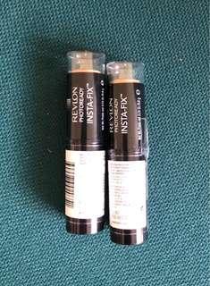 Revlon Foundation Stick Photo Ready Insta-Fix # 135 (850 each)