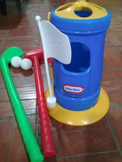 Little Tikes Golf Set