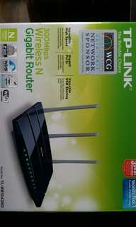 TP-Link WiFi Router