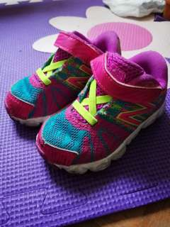 New Balance Toddler Rubber shoes