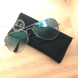 Ray ban飛機師太陽眼鏡