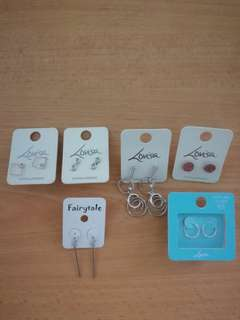 Lovisa Earrings bundle