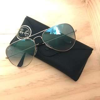 Ray.Ban Aviator飛機師款太陽眼鏡