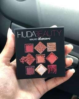 [RAYA SALE] Huda Beauty Mauve Obsessions Palette #ramadan50