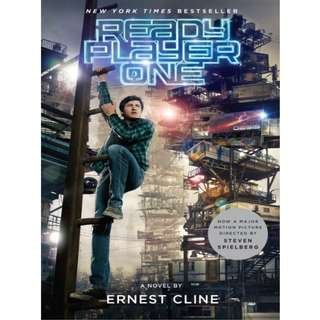 Ready Player One Film Tie - In Edition  - Ernest Cline