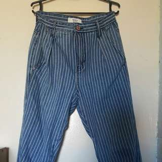 F21 Highwaist Pants