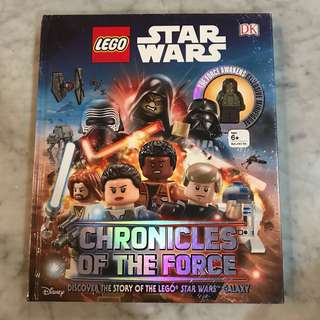 Star Wars Chronicles of the Force by Lego and Disney