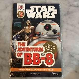 Buku anak latihan membaca Bb-8 level 2