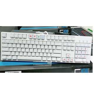 Ikbc Mahjong theme keyboard