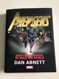 A Novel of the Marvel Universe : The Avengers