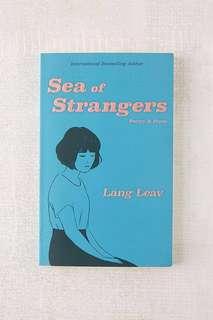 [PO] Sea Of Strangers - Lang Leav ( paperback )