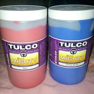 TULCO Rubberized Textile Ink