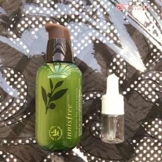 INNISFREE green tea seed serum share in jar 5ml