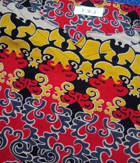 大尺碼 棉麻洋裝 ~2XL