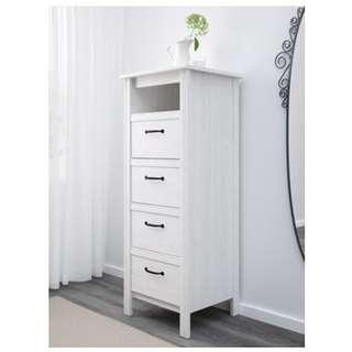 Ikea Brusali Drawers