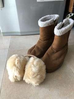 Universal travel Winter Boots
