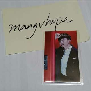 btsphotocard dope jhope young forever