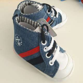 NEW MAMAS & PAPAS prewalker #ramadan50 Baby Shoes