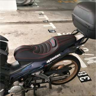 Spark 135 Seat