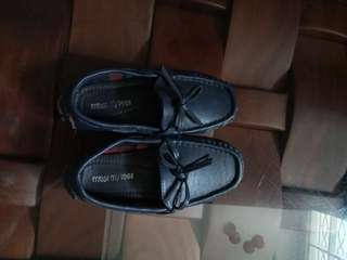 Meet my Feet navy blue casual shoes