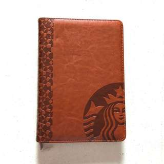 Starbucks limited edition planner