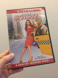 🚚 🏅購物狂的異想世界 Confession of a shopaholic Isla Fisher #五十元好物