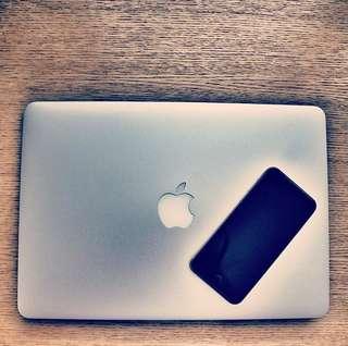 2015 air MacBook 128g