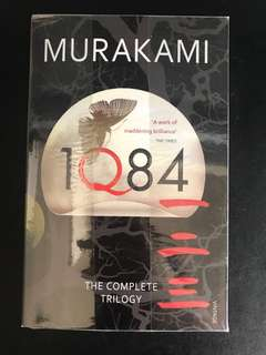 1Q84 brand new in package