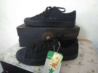 All star converse black