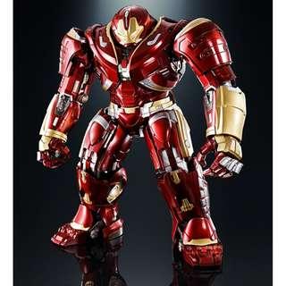 [PO] Chogokin x S.H.Figuarts Hulkbuster Mark 2 Avengers Infinity War SHF Figuarts