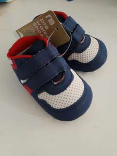 [Reduced]NEW MOTHERCARE prewalker #ramadan50 Baby Shoes