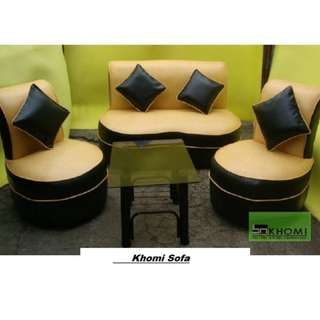 Office Sofa Set_Office Partition-Furniture_KHOMI_417-4081