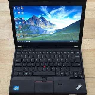 ThinkPad X230 Core i5-3320m  240gb SSD !!