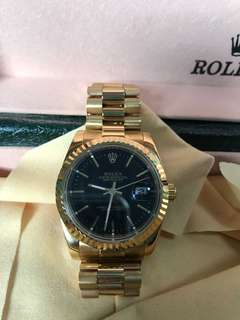 Replica - Rolex Oyster Perpetual Datejust (Men's Size)