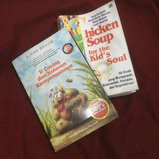 2 Self Improvement Book