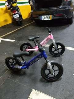 美來 趣嚕兒童滑步車(只剩藍色)