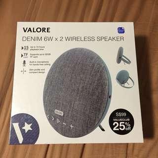 [BNIB] Bluetooth Wireless Speaker