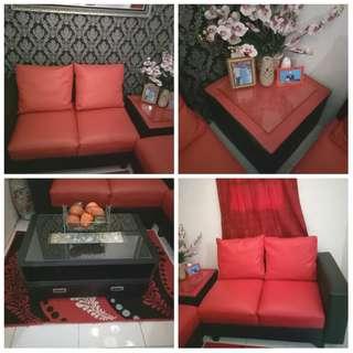 Sofa 4 seat good condition *nego alus