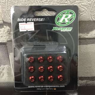 REVERSE DISC ROTOR BOLTS