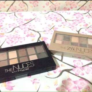 Promo Ramadhan Maybelline the Nudes Eyeshadow