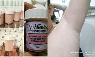 Whitening Power Cream OPEN FOR REBRANDING