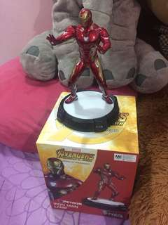 Limited Petron Iron Man Lamp
