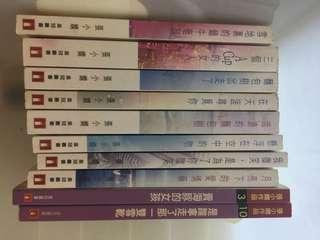 張小嫻 深雪 林詠琛 及其他小説散文