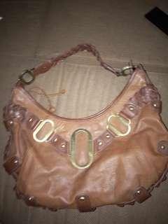 BCBG leather bag for girls