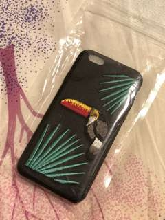iphone 6s case embroidery design 電話殼 刺繡
