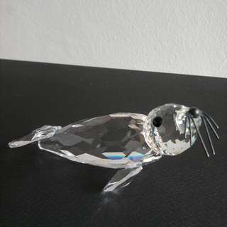 71 Swarovski Crystal - Large Seal